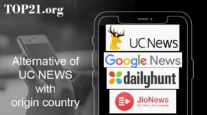 Top 12 Alternatives Of UC news